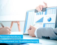 Personalentwicklung: Ein Instrument zur Qualitätssicherung